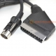 Atari ST Quality RGB Scart Video Cable