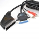 Commodore Amiga RGB Scart Cable