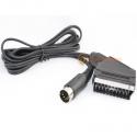 Sega Mega Drive 1 & Master System 1 AV Scart Cable