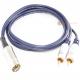 Naim / Quad Hi-fi  to Twin RCA Phono Interconnect Cable