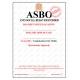 Novelty ASBO Certificate Pack:  Blank Pack of 2 (DIY)