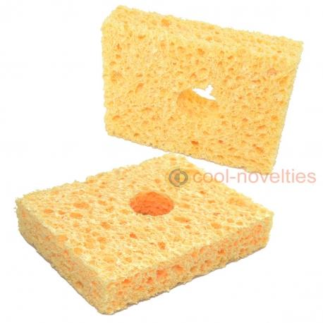 Replacement Weller Soldering Iron Sponge (Twin Pack)