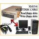 XM1541 Multitask Data Transfer Cable (Disk Drive to PC)