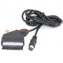 Sega Saturn RGB Scart Video Cable