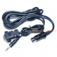 Atari ST to VGA Multi-Sync RGB Colour Monitor Cable