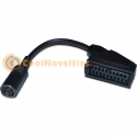 Amstrad CM14 Colour Monitor RGB Scart Adapter