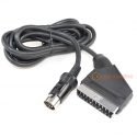 1088XEL Atari 8-Bit Clone RGB Scart Video Cable V2.0