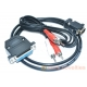Commodore Amiga to Commodore 1084S-D RGB Monitor Cable (Male Plug)