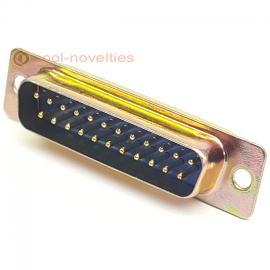 23 Way D-Sub Male Plug Connector