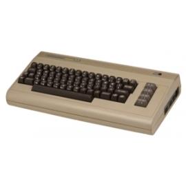 Commodore C16, C64, C128 & Vic 20