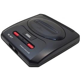 Sega Mega Drive II & Genesis II